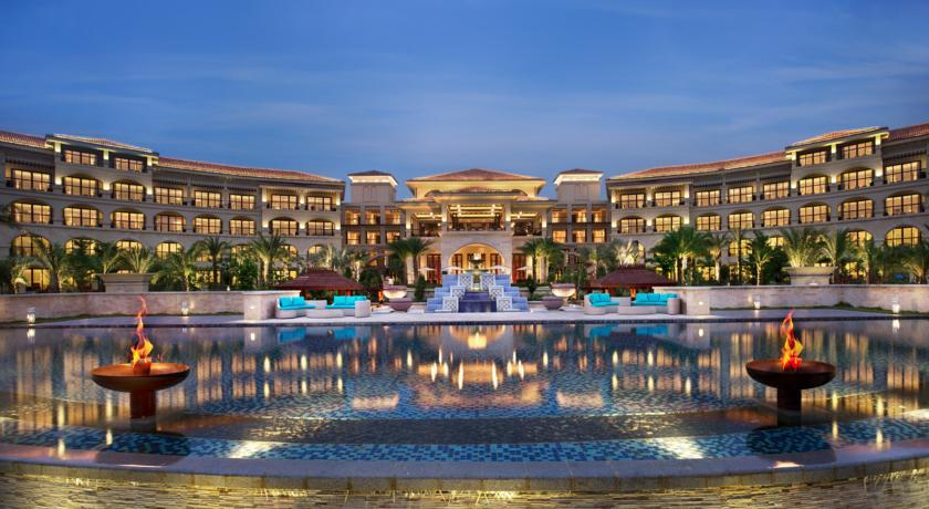 Отель The Royal Begonia Sanya, A Luxury Collection Hotel